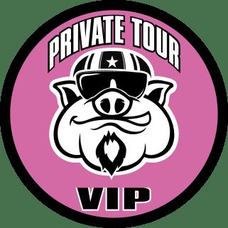 private tour badge