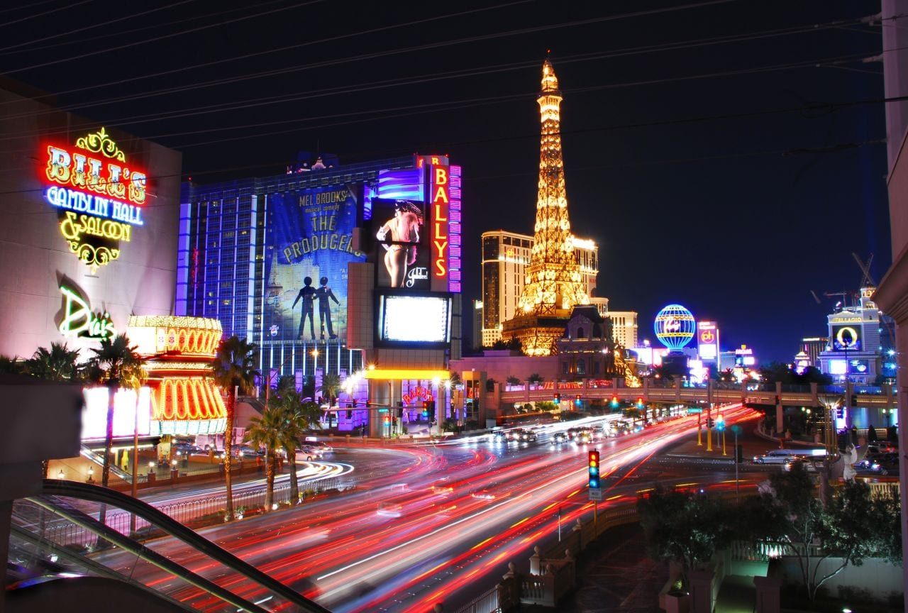 Las Vegas & Light – Night Tour